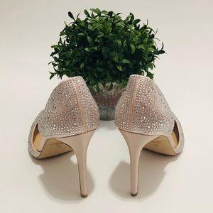 Badgley Mischka Shoes - Jewel Badgley Mischka Alexandra Embellished Pumps